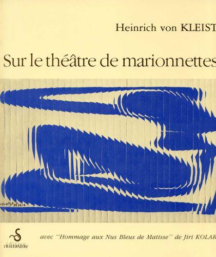 Sur Le Theatre De Marionnettes