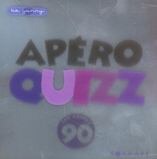 Apero Quizz ; Les Annees 90