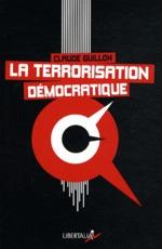 Couverture de La terrorisation démocratique