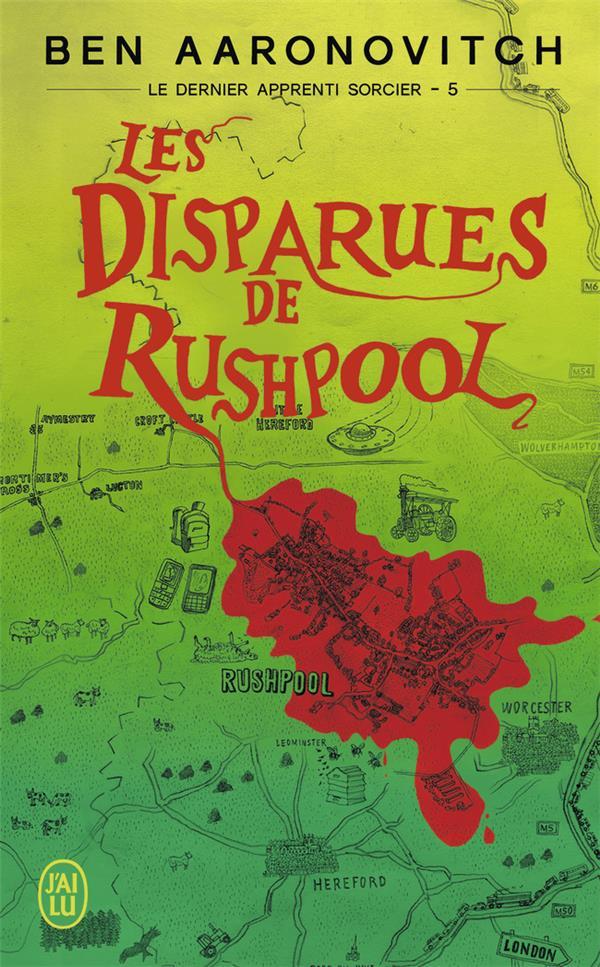 Disparues de Rushpool (Les) | Aaronovitch, Ben. Auteur