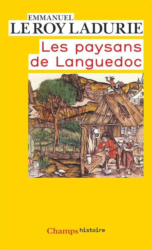 LES PAYSANS DU LANGUEDOC