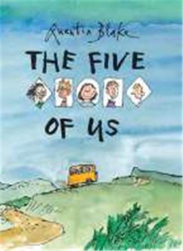 The Five Of Us /Anglais