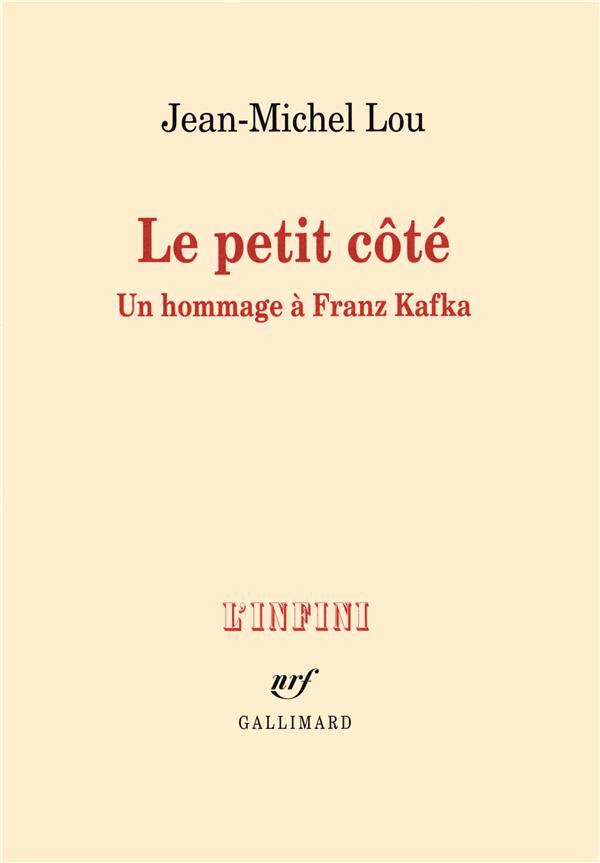 LE PETIT COTE, UN HOMMAGE A FRANZ KAFKA