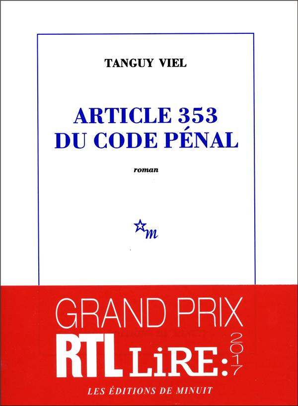 Article 353 du code penal