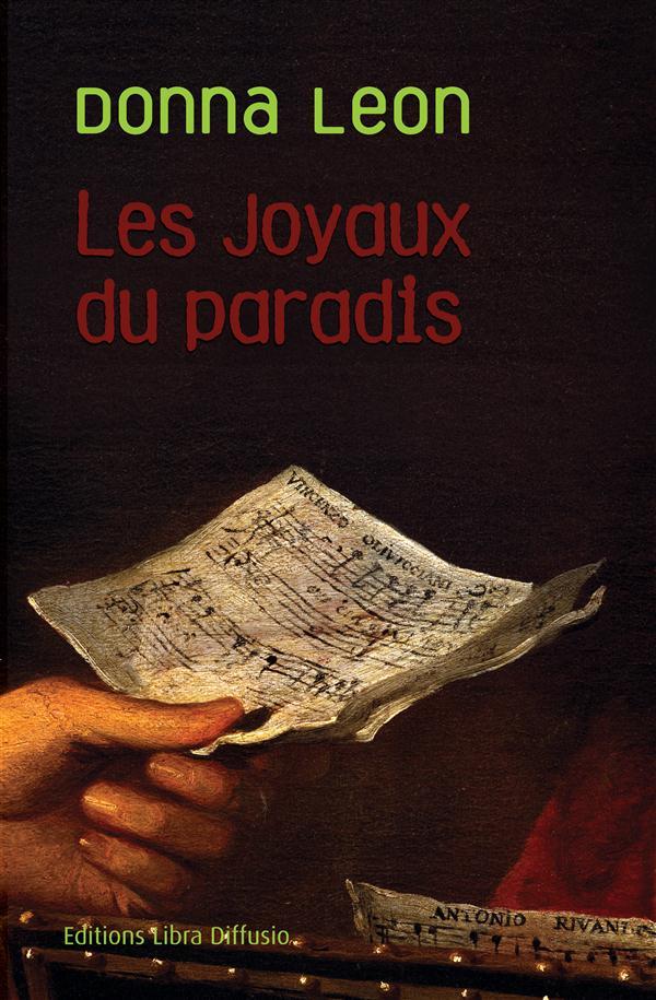 Les joyaux du paradis / Donna Leon | Leon, Donna (1942-....)