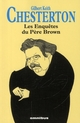 LES ENQUETES DU PERE BROWN (INTEGRALE)