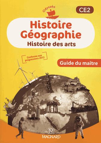 Odysseo; Histoire-Geographie ; Ce2 ; Guide Du Maitre