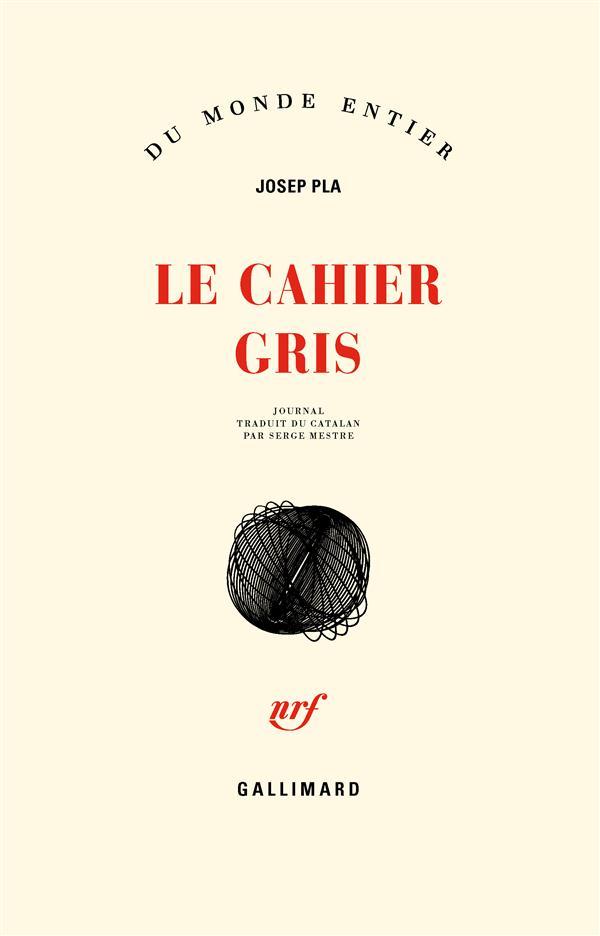 Le Cahier Gris