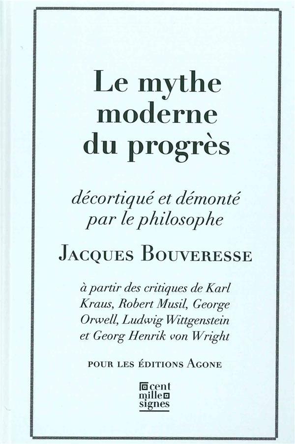 Mythe moderne du progres(le)