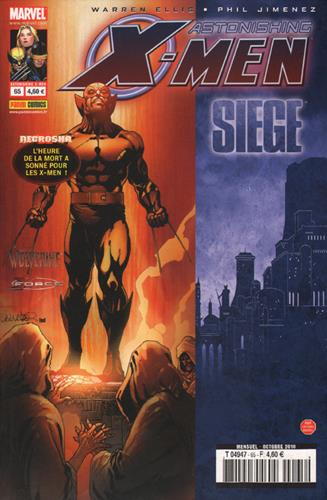 Astonishing X-Men - Siege T.65