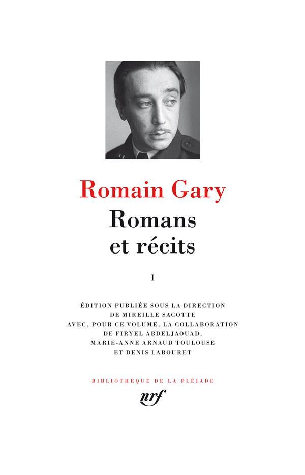 ROMANS ET RECITS T1