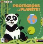 Couverture de Protégeons la planète