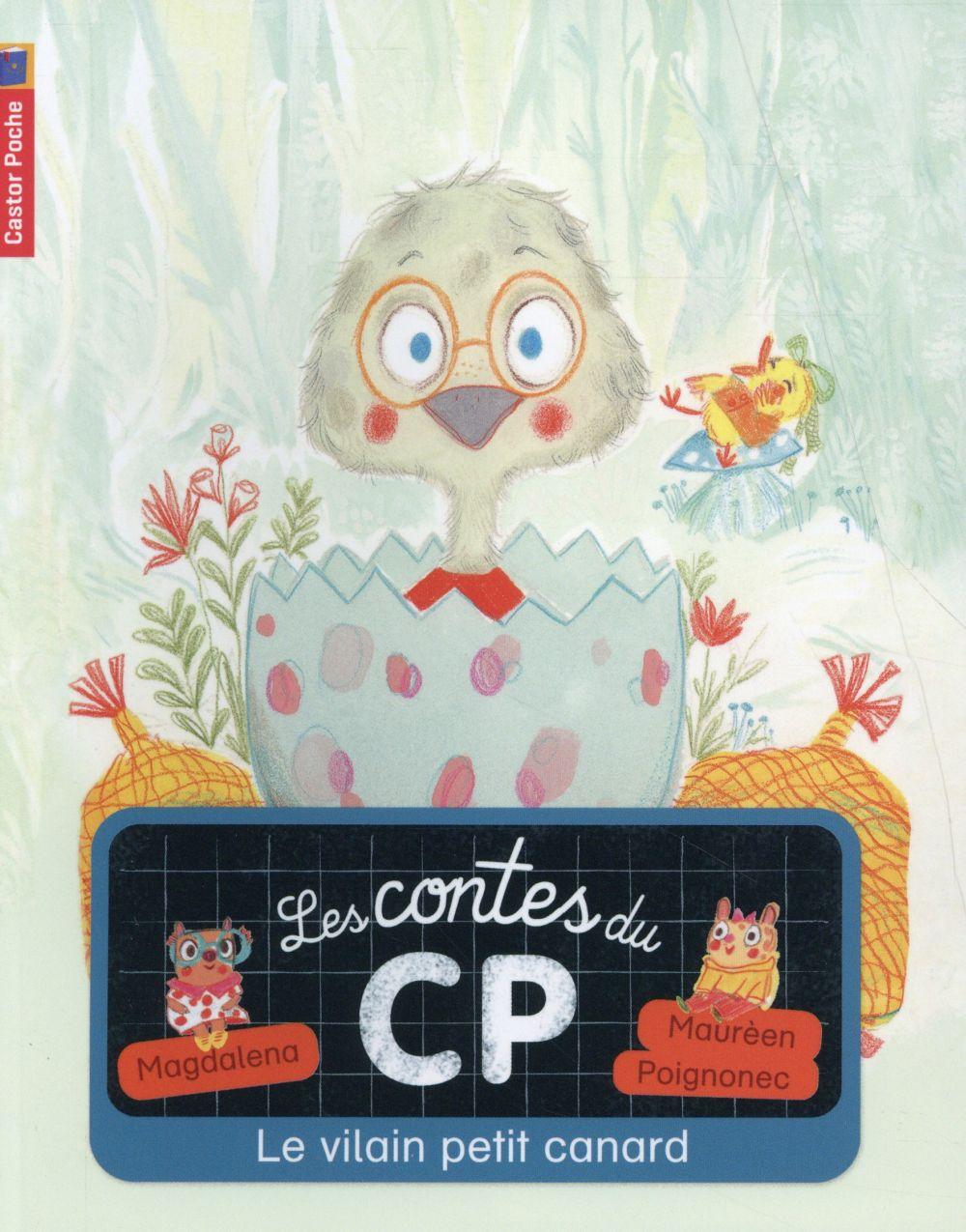 Les Contes Du Cp T.7 ; Le Vilain Petit Canard