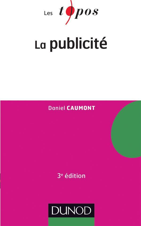 La Publicite (3e Editon)