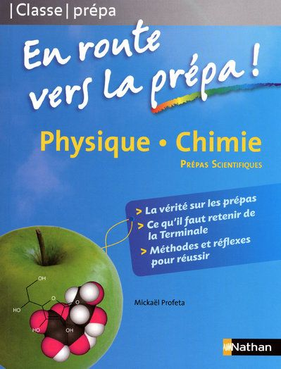 Physique - Chimie ; En Route Vers La Prepa Scientifique