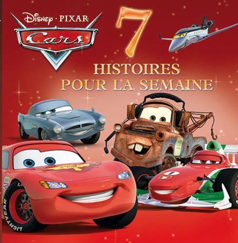 7 Histoires Pour La Semaine; Avec Cars