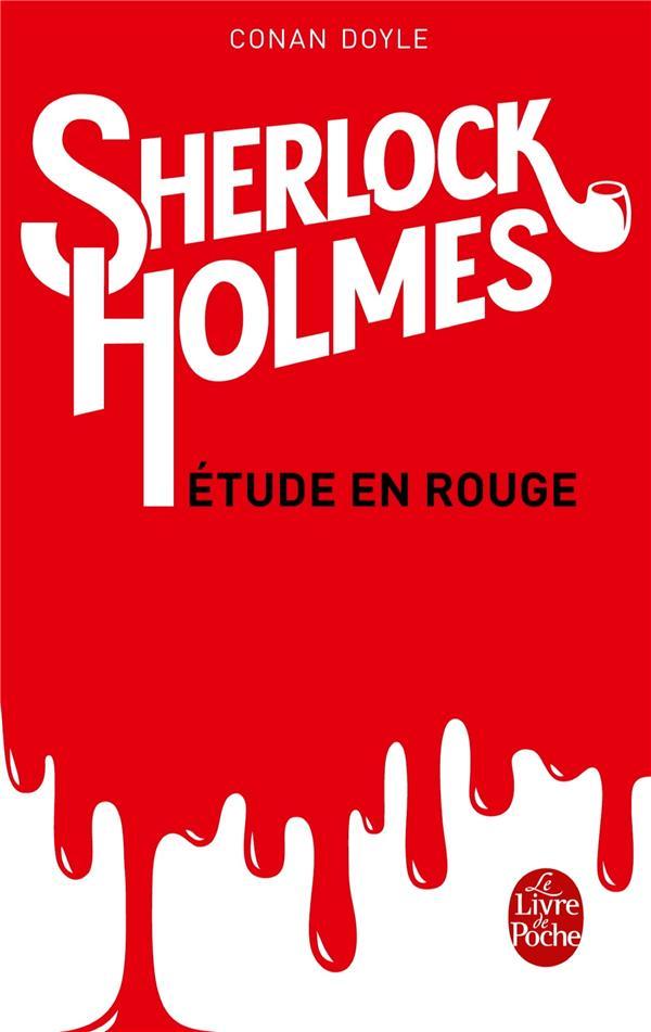 Sherlock Holmes - Etude En Rouge