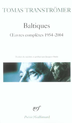 BALTIQUES OEUVRES COMPLETES 1954-2004