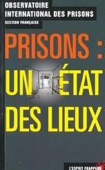 Couverture de Prisons : Un Etat Des Lieux