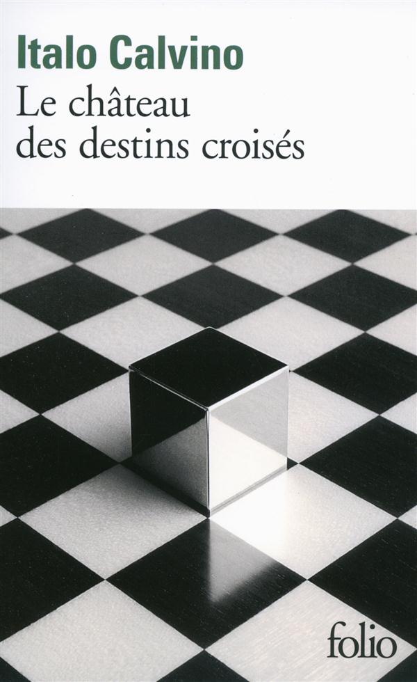 château des destins croisés (Le) | Calvino, Italo (1923-1985). Auteur