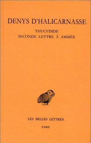 Opuscules rhétoriques t.4