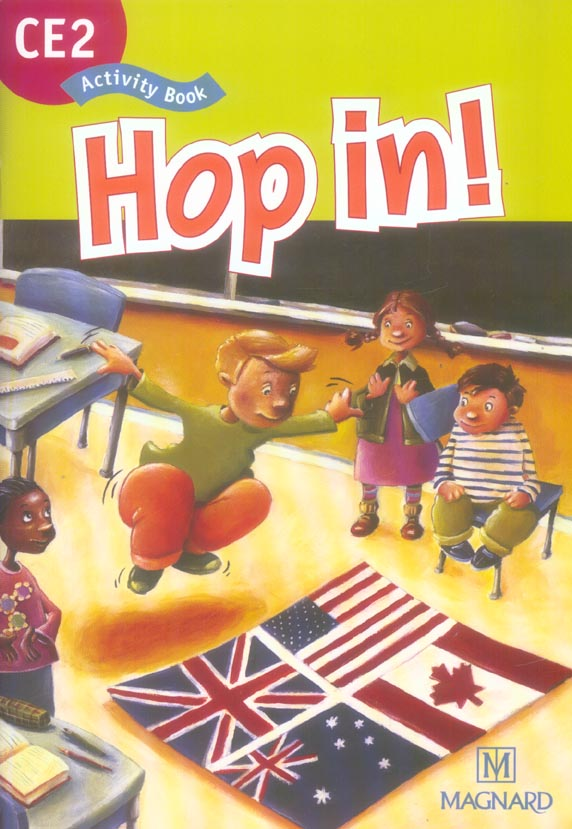Hop In Cycle 3 Niveau 1 Ce2 Activity Book