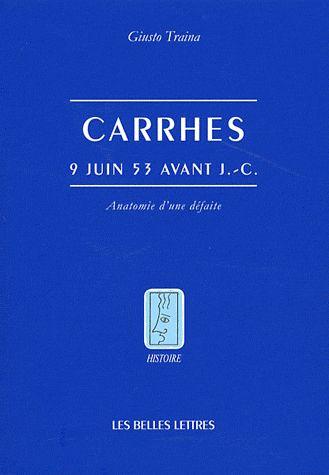 CARRHES, 9 JUIN 53 AVANT J-C.