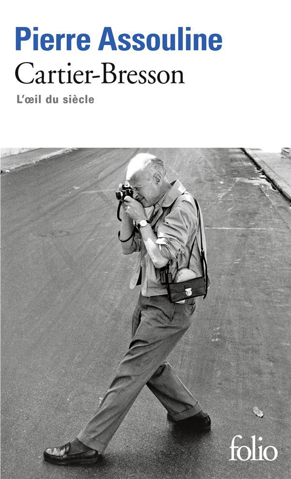 Henri Cartier-Bresson (L'Oeil Du Siecle)