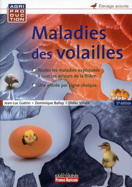 Maladies Des Volailles (3e Edition)