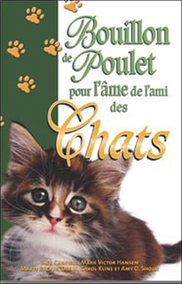 Bouillon De Poulet Pour Ami Des Chats