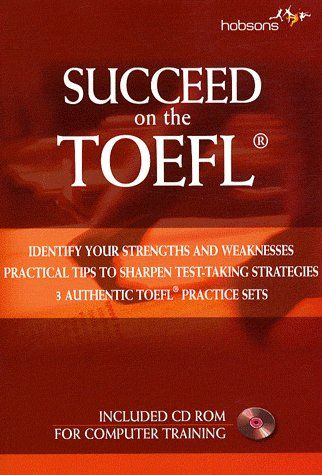 Succeed On The Tofel