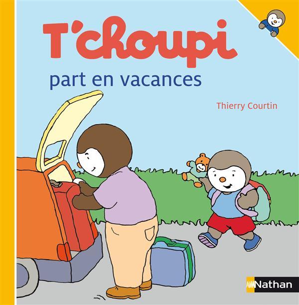 T'Choupi Part En Vacances