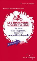 Couverture de Les transports, la planète et le citoyen