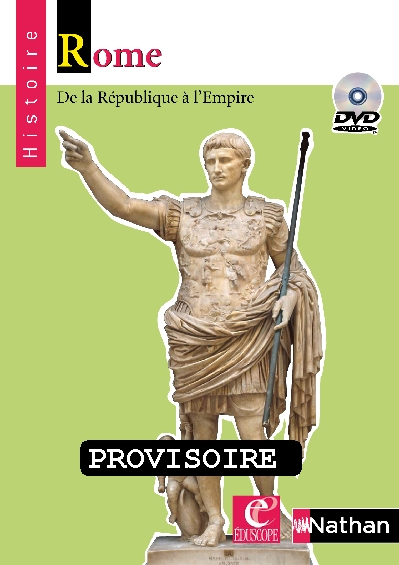 Dvd Rome  De La Republique A L'Empire