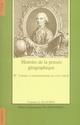 HISTOIRE DE LA PENSEE GEOGRAPHIQUE T4 : CULTURE ET ENVIRONNEMENT AU XVIII