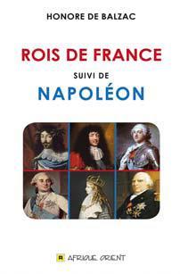 Rois De France Suivi De Napoleon