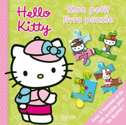 Hello Kitty ; Mon Petit Livre Puzzle