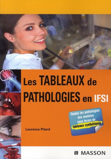 Les Tableaux De Pathologie En Ifsi
