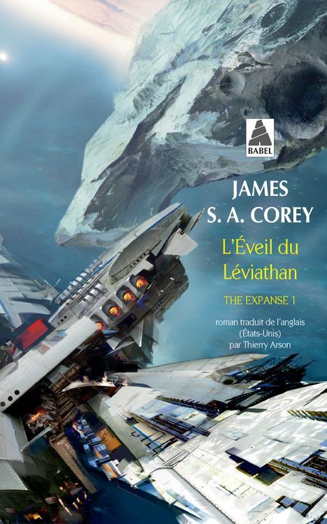 Eveil du Léviathan (L') | Corey, James S. A.. Auteur