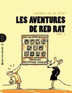 Couverture de Les aventures de Red Rat T.2