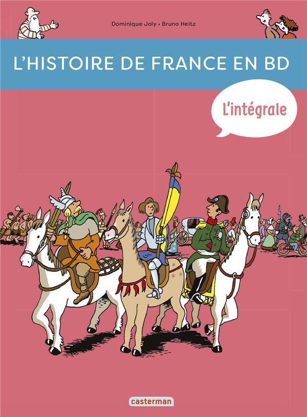L'Histoire De France En Bd ; Integrale