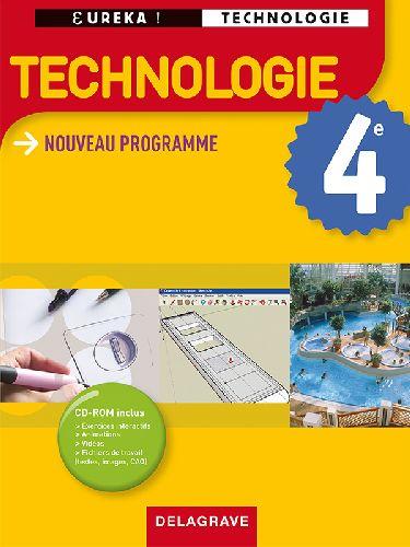 Technologie ; 4e ; Livre De L'Eleve (Edition 2009)