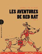Couverture de Les aventures de Red Rat T.3