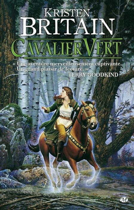Le Cavalier Vert T.1