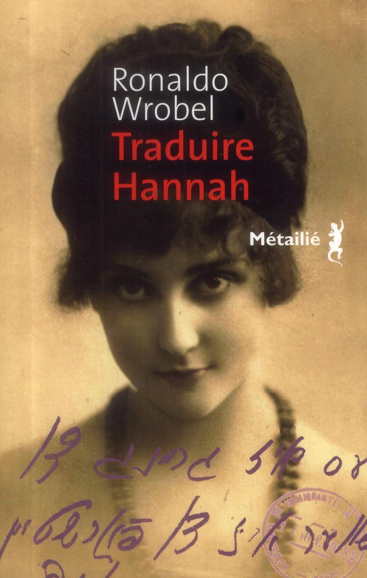 TRADUIRE HANNAH
