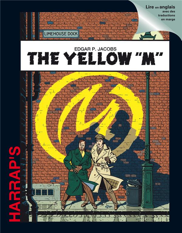 The yellow \