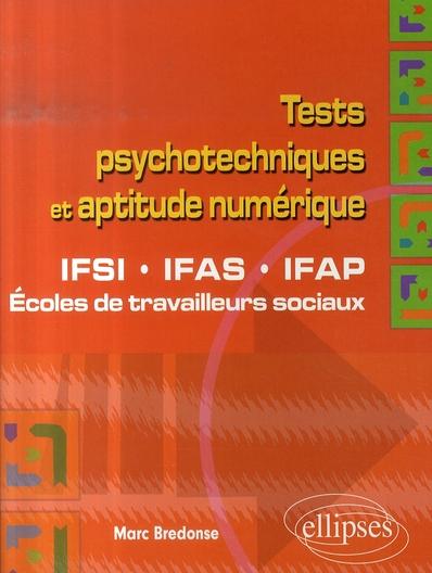 Tests Psychotechniques & Aptitude Numerique Ifsi Ifas Ifap  Ecoles De Travailleurs Sociaux