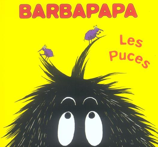 Barbapapa Les Puces
