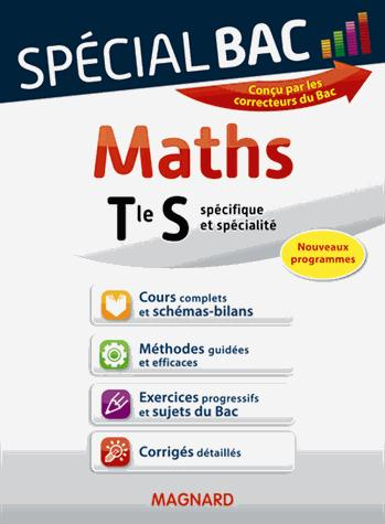 Special Bac; Maths ; Terminale S
