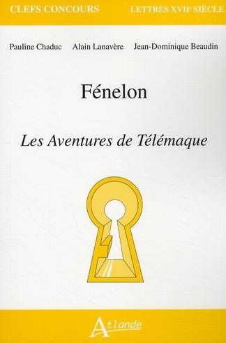 Fenelon, Les Aventures De Telemaque